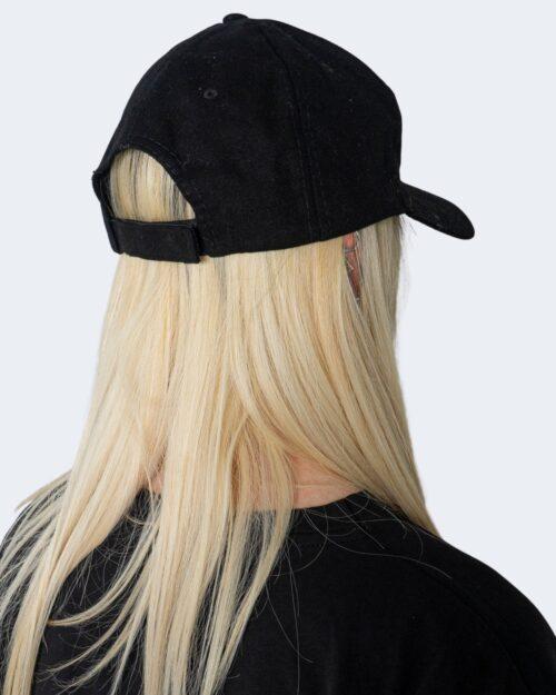 Cappello con visiera Glsr TINTA UNITA CON LOGO Bianco – 71122