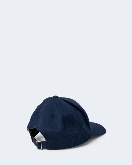 Cappello con visiera Levi's® MID BATWING FLEXFIT Blu – 67549