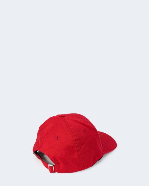 Cappello con visiera Levi's® MID BATWING FLEXFIT Rosso - Foto 3