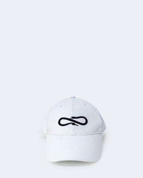 Cappello con visiera Propaganda – Bianco – 70811