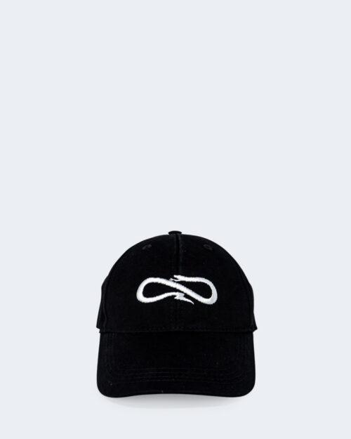 Cappello con visiera Propaganda – Nero – 70810