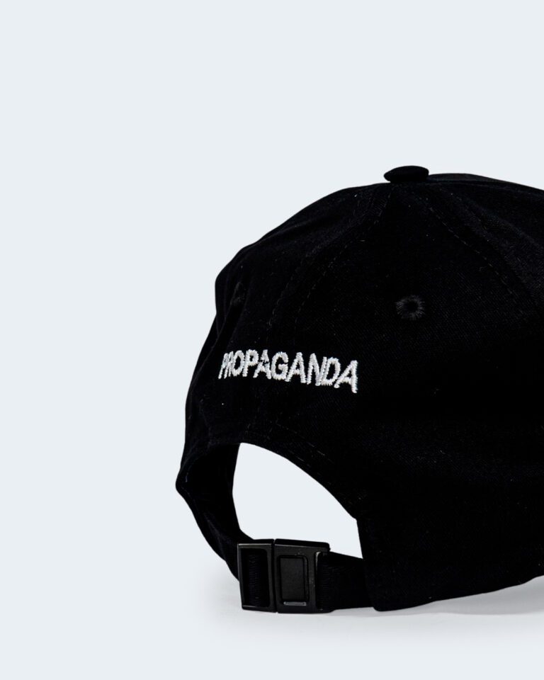 Cappello con visiera Propaganda - Nero - Foto 3