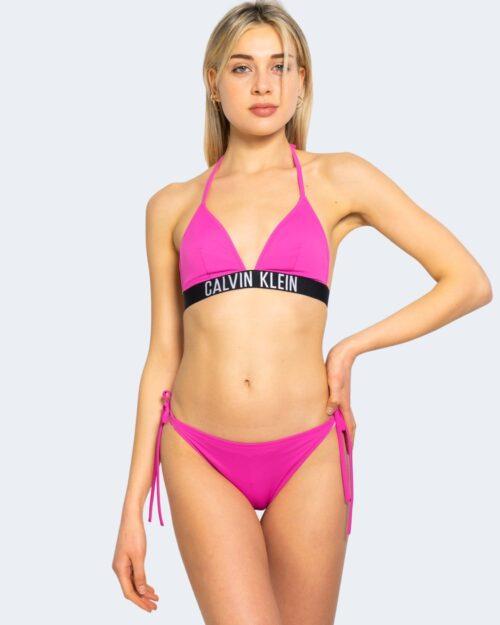 Costume da bagno Calvin Klein TRIANGLE Fuxia – 64689
