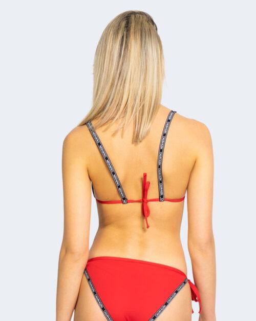 Costume da bagno Calvin Klein Underwear TRIANGLE Rosso - Foto 3