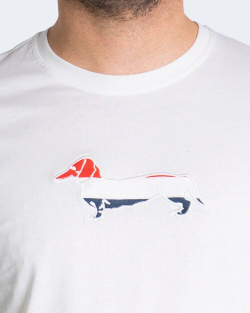 T-shirt Harmont&blaine – Bianco – 70856