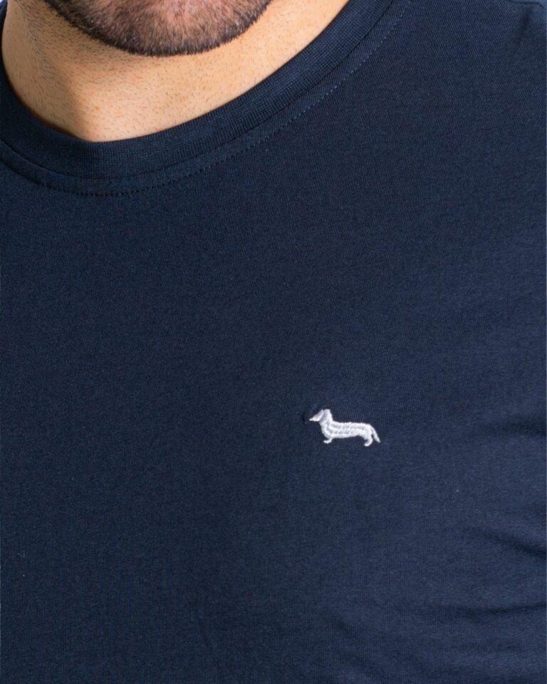 T-shirt Harmont&Blaine - Blue scuro - Foto 2