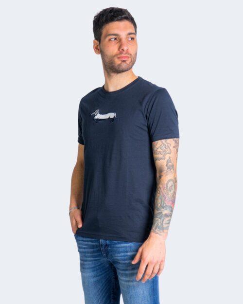 T-shirt Harmont&Blaine - Blue scuro - Foto 1