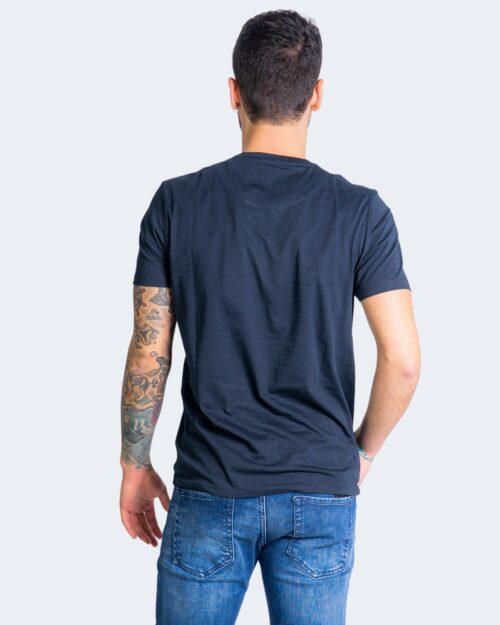 T-shirt Harmont&Blaine - Blue scuro - Foto 3