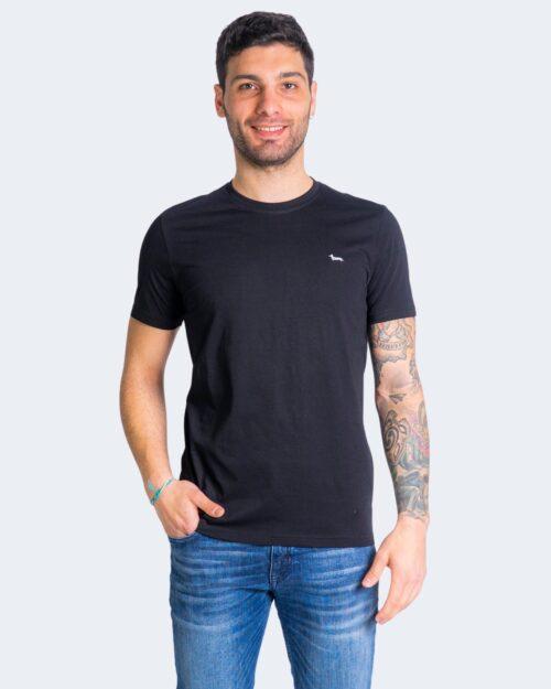 T-shirt Harmont&Blaine - Nero - Foto 1