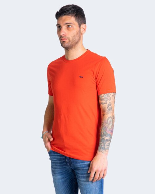 T-shirt Harmont&blaine – Rosso – 70857