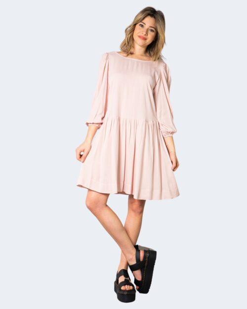 Vestito corto I Am – Rosa Cipria – 71145