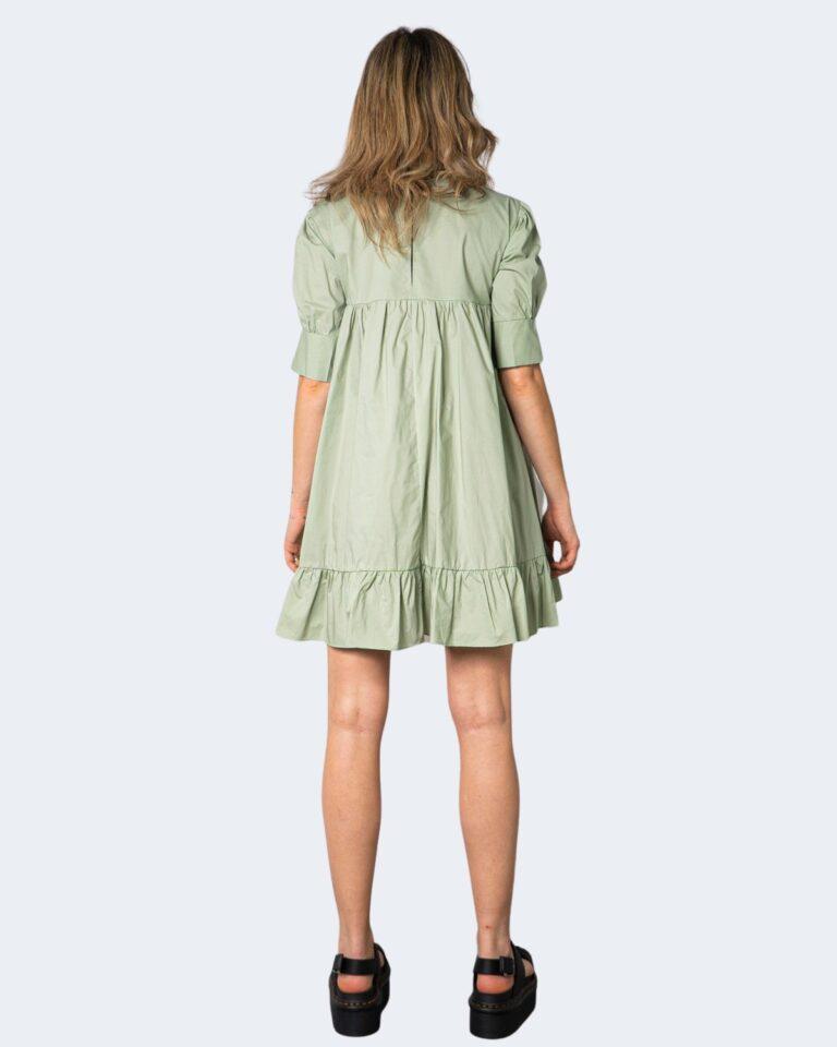 Vestito corto I AM - Verde - Foto 2