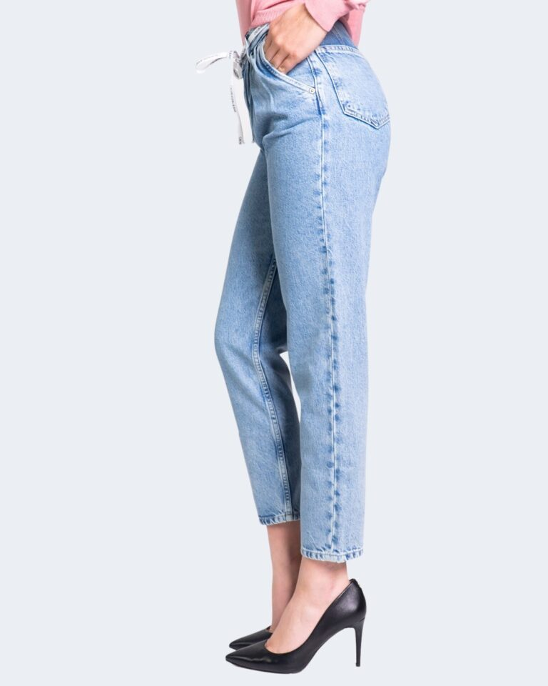 Jeans Calvin Klein Jeans  Denim chiaro - Foto 2
