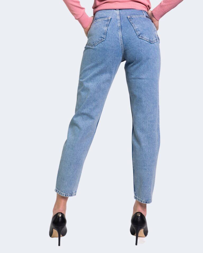 Jeans Calvin Klein Jeans  Denim chiaro - Foto 3