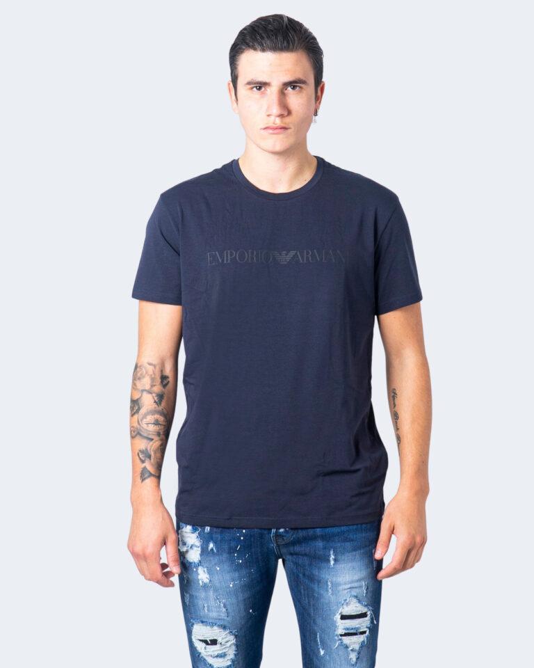 T-shirt intimo Emporio Armani CREW NECK Blu - Foto 1