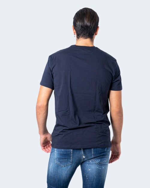 T-shirt intimo Emporio Armani CREW NECK Blu - Foto 2
