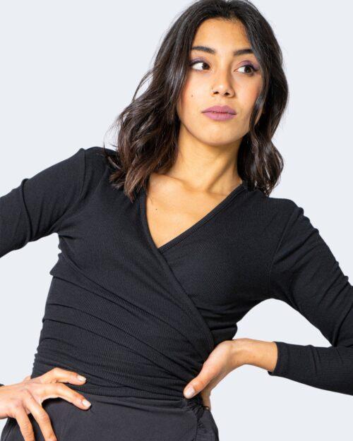 Maglia Jacqueline De Yong ELLA Nero – 63426