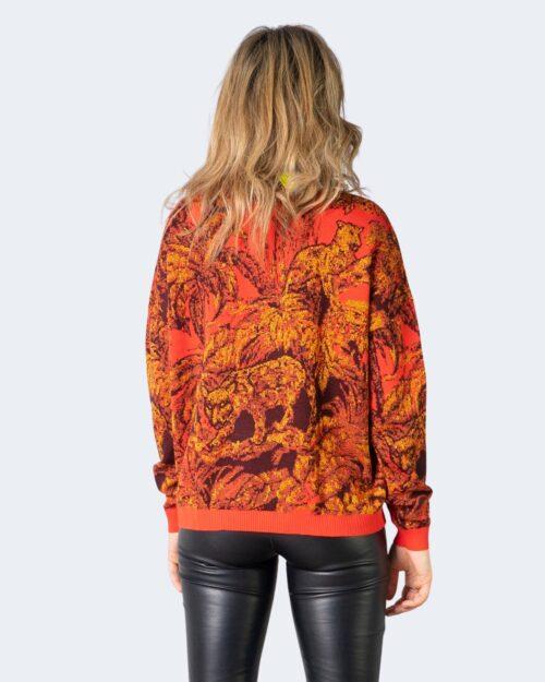 Maglione Desigual Jers Halifax Arancione – 62500