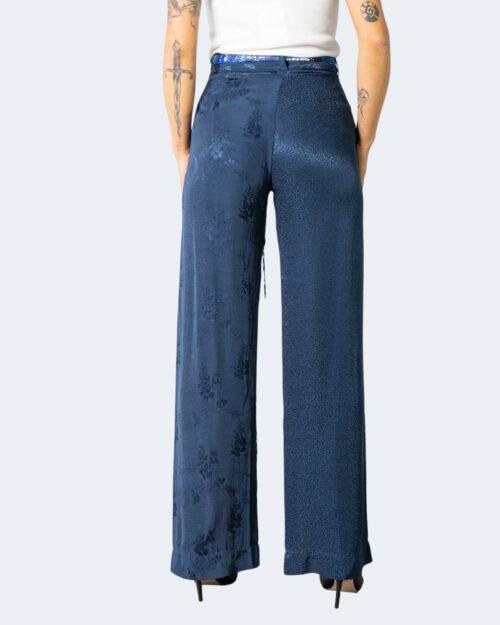 Pantaloni a palazzo Desigual HEIRA Blu – 59137