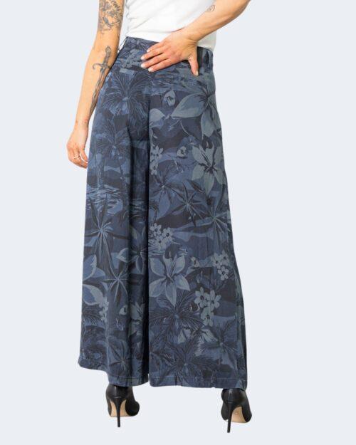 Pantaloni a palazzo Desigual VIO Blu - Foto 3