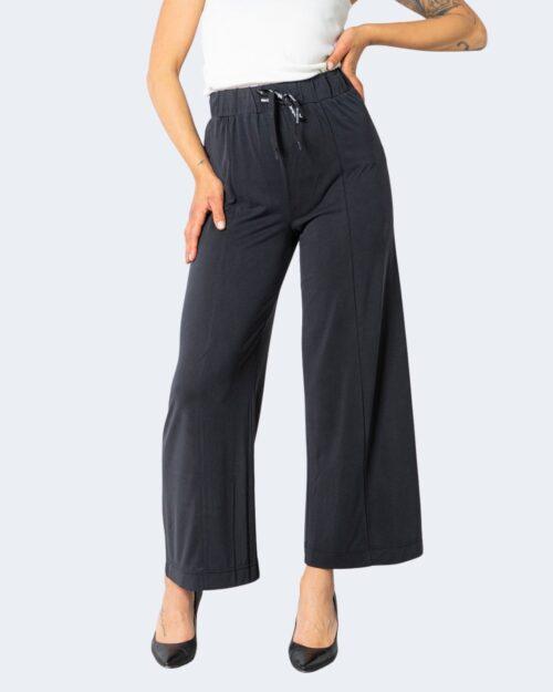 Pantaloni a palazzo Desigual BLACK Nero – 65435