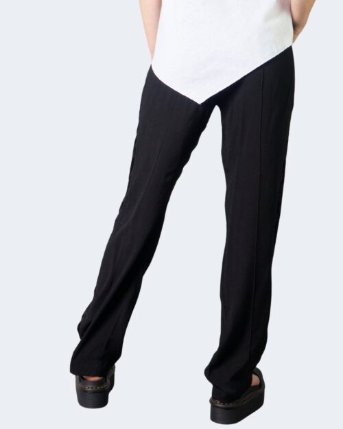 Pantaloni a palazzo Desigual SIBILA Nero – 61702