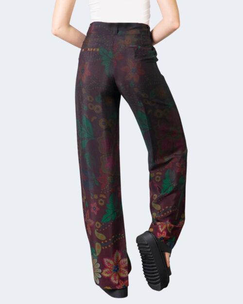 Pantaloni a palazzo Desigual MARTINA Vinaccia – 61719