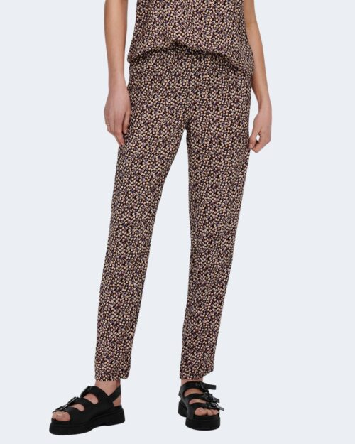 Pantaloni a sigaretta Jacqueline De Yong STAAR Nero – 63443