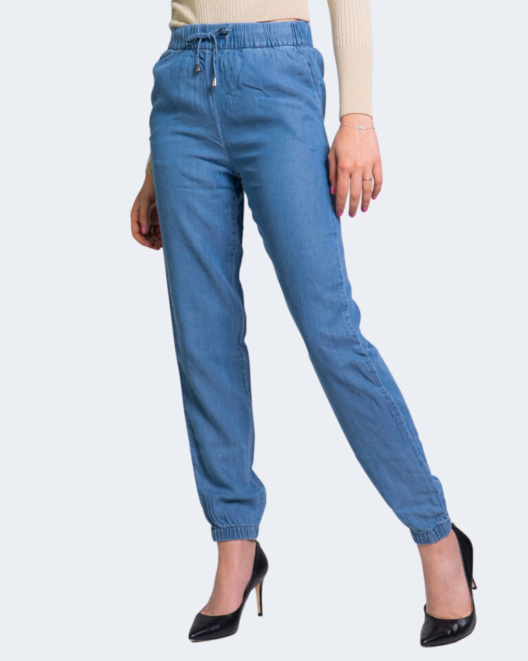 Pantaloni Only TESSA Blue Denim - Foto 1