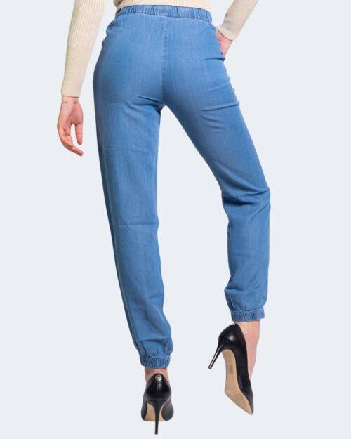 Pantaloni Only TESSA Blue Denim - Foto 2