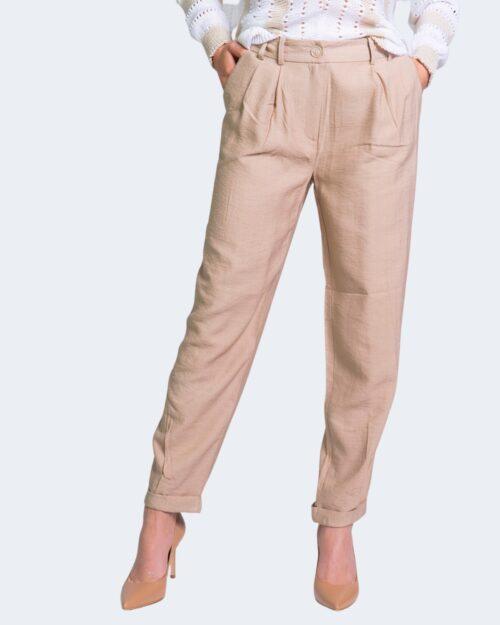 Pantaloni Vila Clothes EFFY Beige – 62977