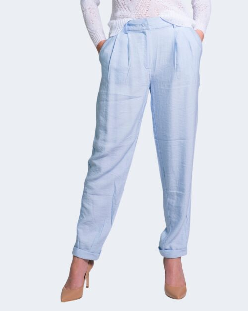 Pantaloni Vila Clothes EFFY Celeste – 62977