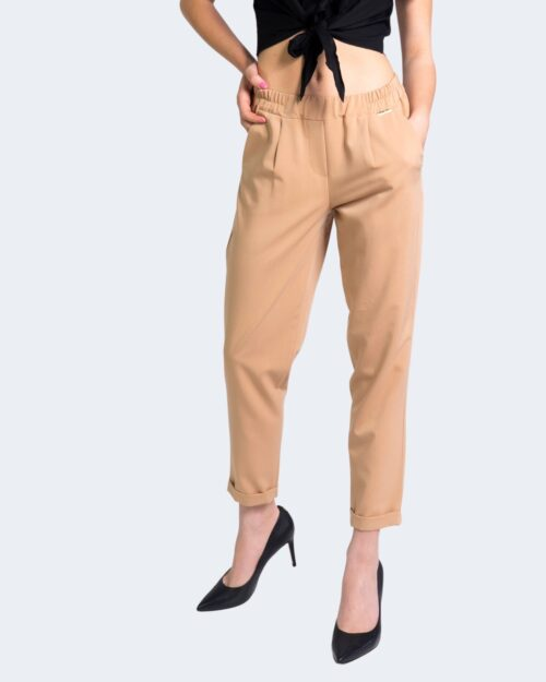 Pantaloni da completo Akè DUMA Beige scuro – 68030