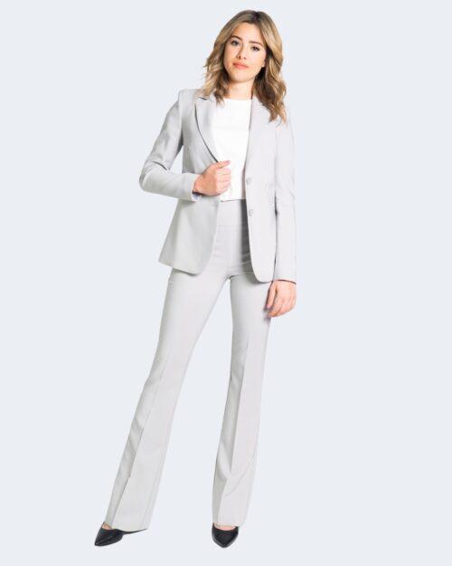 Pantaloni da completo Sandro Ferrone BASICALLY Beige – 68921