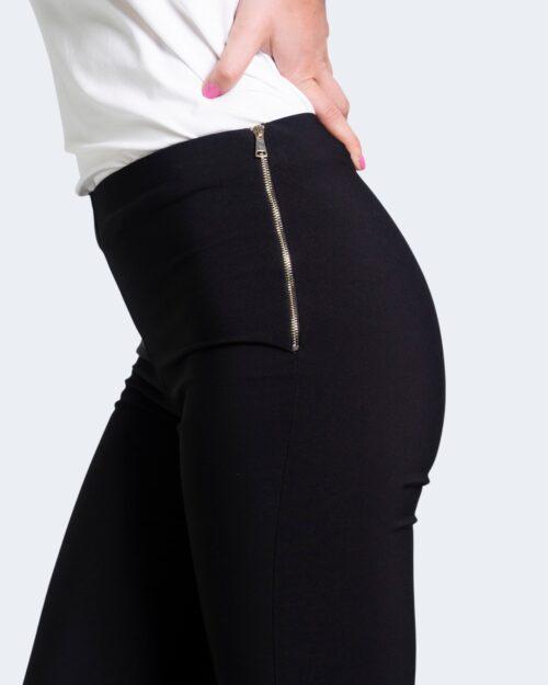 Pantaloni da completo Sandro Ferrone BASICALLY Nero - Foto 4
