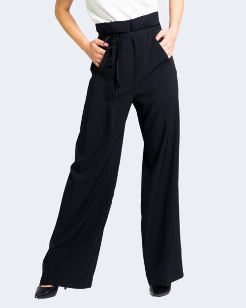 Pantaloni da completo Sandro Ferrone – Nero – 69277