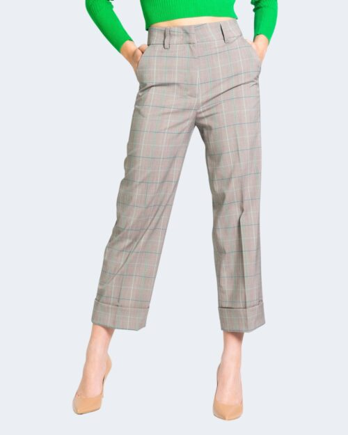 Pantaloni da completo Sandro Ferrone NEW ENGLAND Verde – 69284