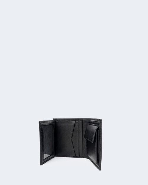 Portafoglio con portamonete Calvin Klein TRIFOLD Nero – 64761