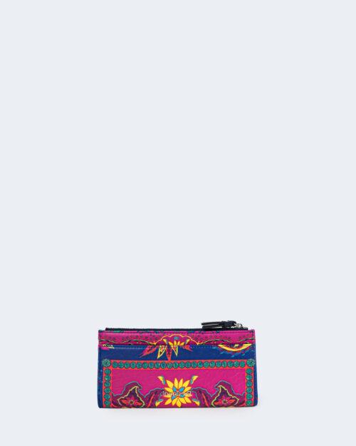 Portafoglio grande Desigual PINK BOHO PIA Azzurro – 66035