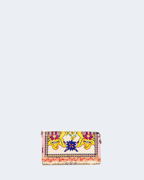 Portafoglio grande Desigual PINK BOHO Rosa – 66034