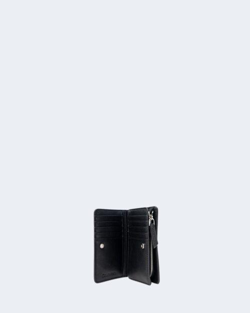 Portafoglio piccolo Calvin Klein FRENCH WALL Nero – 64802