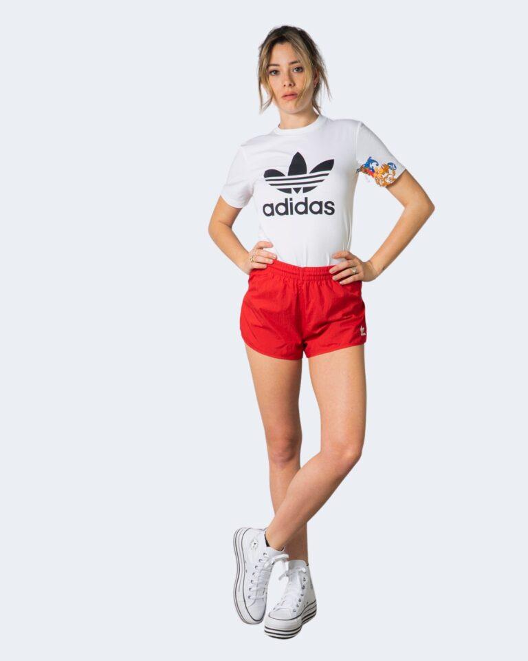 Shorts Adidas  Rosso - Foto 2