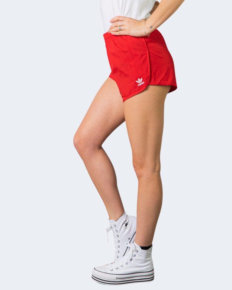 Shorts Adidas  Rosso - Foto 3