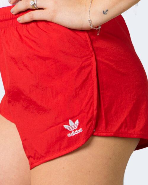 Shorts Adidas  Rosso - Foto 4