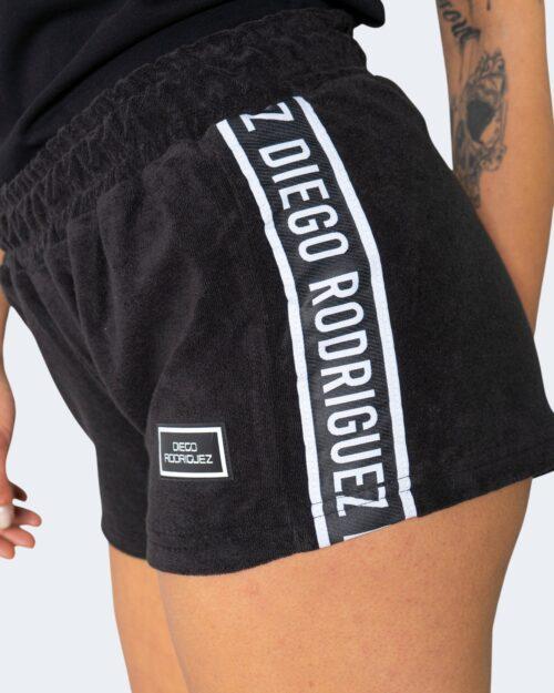 Shorts Diego Rodriguez SPUGNA Nero - Foto 4