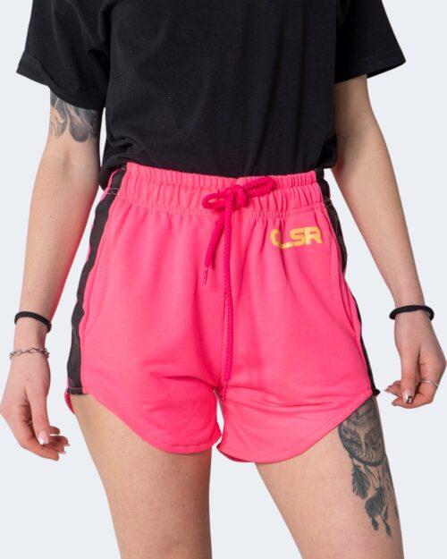 Shorts Glsr LOGO GRANDE Fuxia – 71019