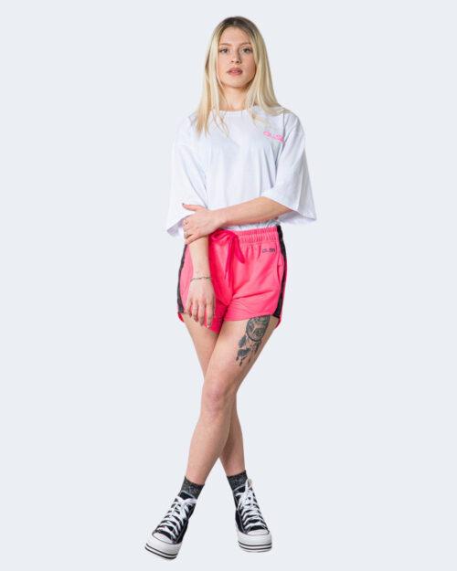 Shorts Glsr SHORTS TUTA LOGO PICCOLO Fuxia – 71018