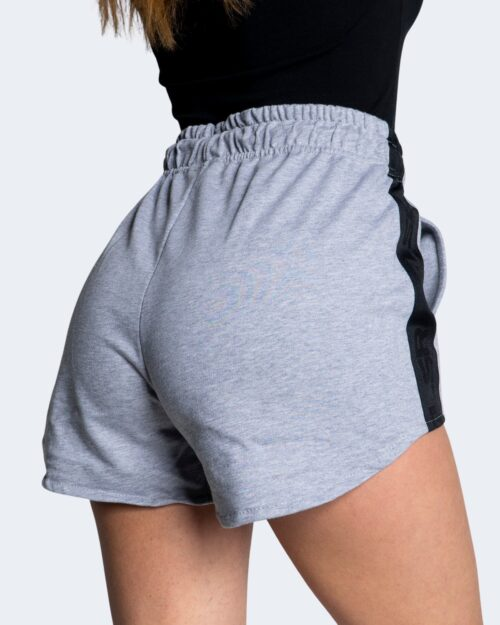 Shorts Glsr LOGO GRANDE Grigio – 71019