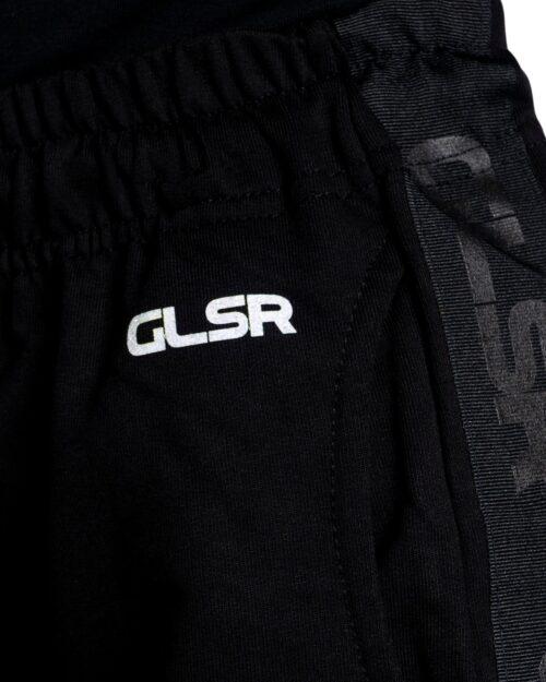 Shorts GLSR SHORTS TUTA LOGO PICCOLO Nero - Foto 3