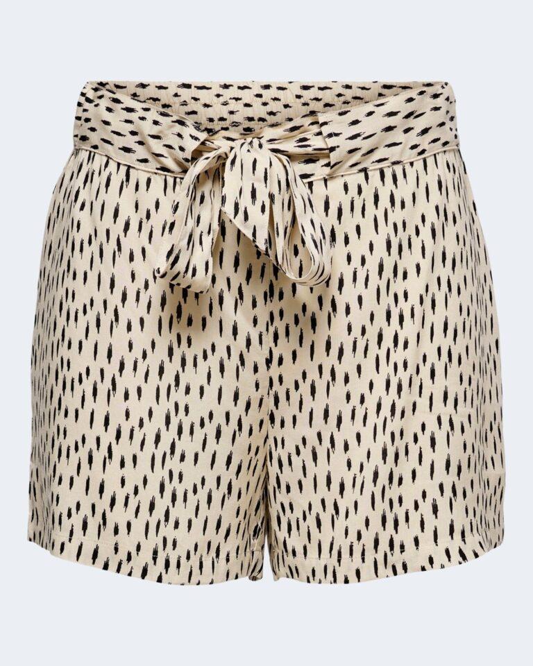 Shorts Jacqueline de Yong STAAR Crema - Foto 4